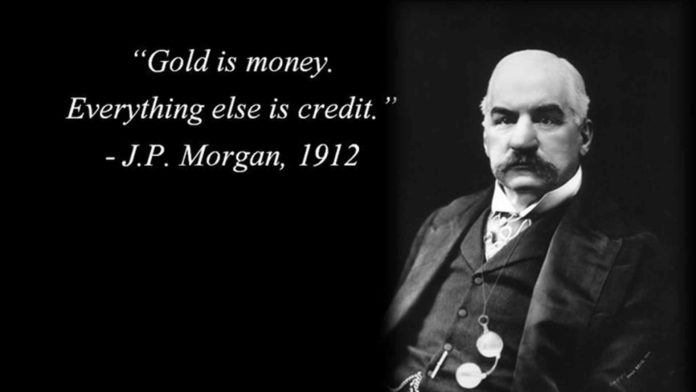 J.P. Morgan Net Worth